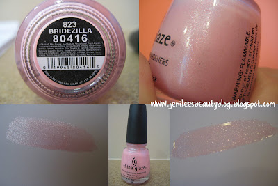 china glaze bridezilla