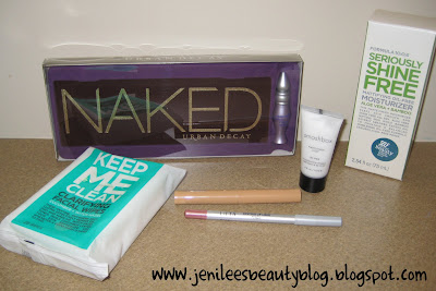 Ulta haul, Urban Decay Naked