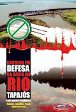 """Download da """"Cartilha em Defesa da Bacia do Rio Tapajós"""""""