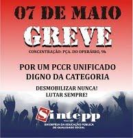 Trabalhadores em Educação / Pará