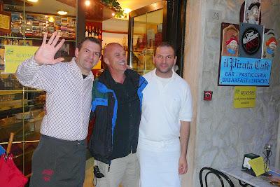 Lucca and Masimo