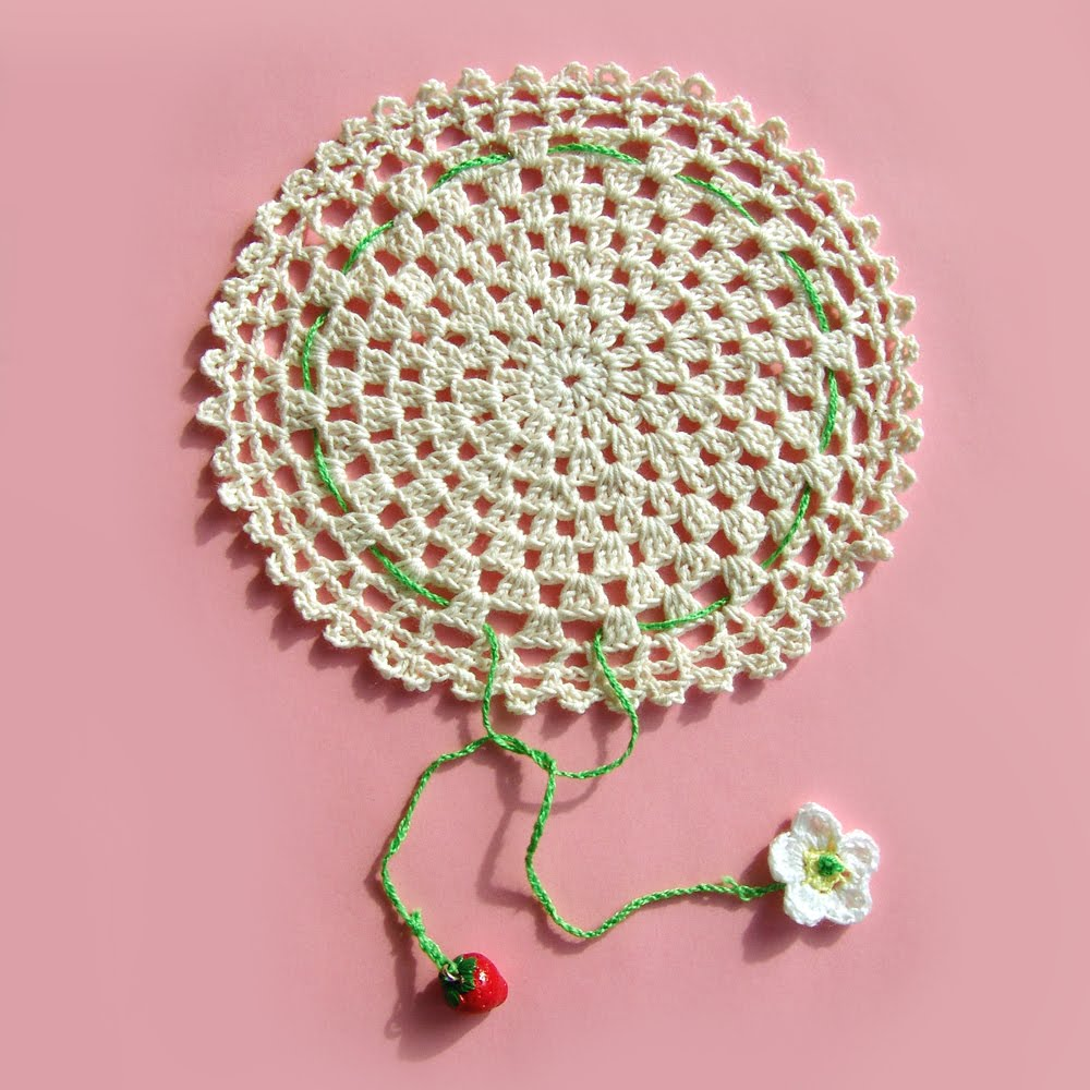 CROCHETED JAR LID COVER PATTERNS ? Crochet Projects