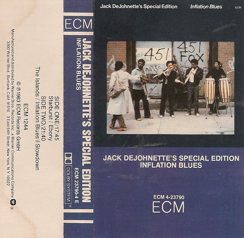 Jack DeJohnette's Special Edition - Irresistable Forces