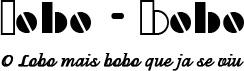 Lobo - Bobo