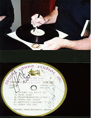 todd signing my nazz nazz acetate