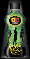 OC Diet Energy Drink