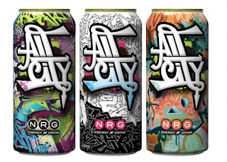 All City NRG Drinks