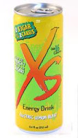 XS Energy Drink - Electic Lemon Blast