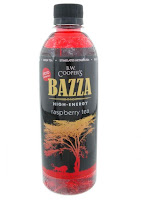 Bazza High Energy Raspberry Tea