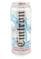 Cintron Tropical Azul Energy Drink