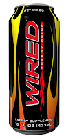 Wired (Original) Energy Drink