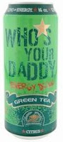 Who's Your Daddy Sugar Free Green Tea