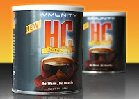 HC Hot Cocoa Energy Drink