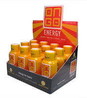 On Go Energy Shot - Mandarin Orange