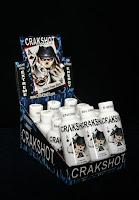 Crakshot - Energy Shots