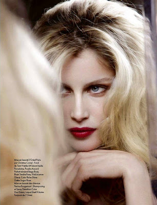 Laetitia Casta Elle Magazine April 2009