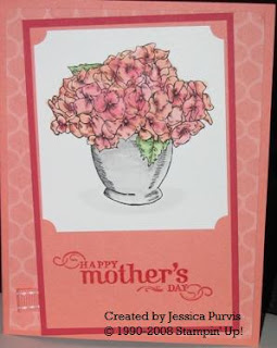 Bloomin' Mother's Day Card