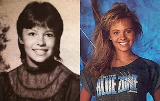 brown Pamela Anderson Fun Fact Friday
