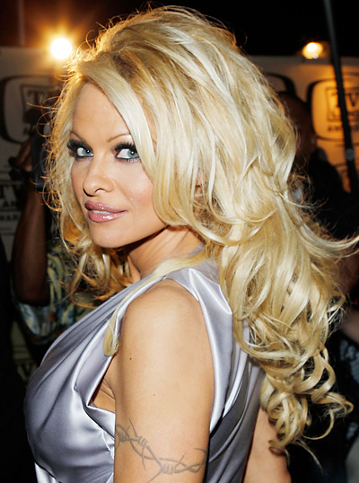 Pamela Anderson Playboy TV Land Awards Pamela Anderson 2010 Highlights