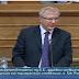 Ολη η  ομιλία του Όλι Ρεν στην βουλή των Ελλήνων