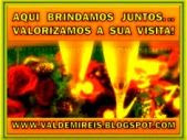 "Do amigo Valdemir Reis do Blog ""Valdemir Reis"""