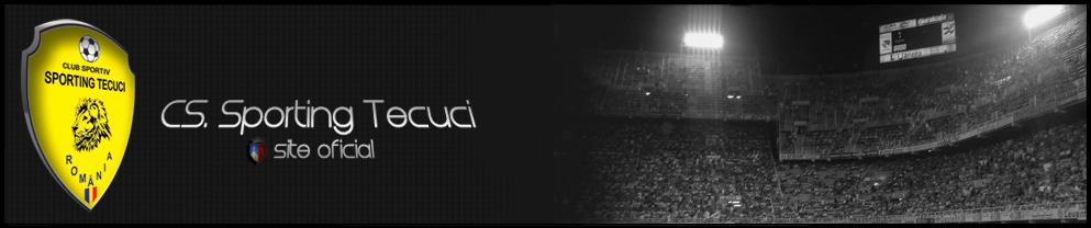 Club Sportiv Sporting Tecuci     Site Oficial