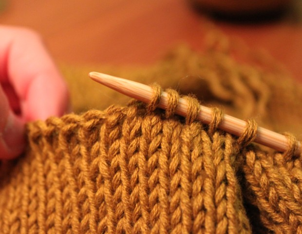 The Brown Stitch The Great Underarm Divide Part II!