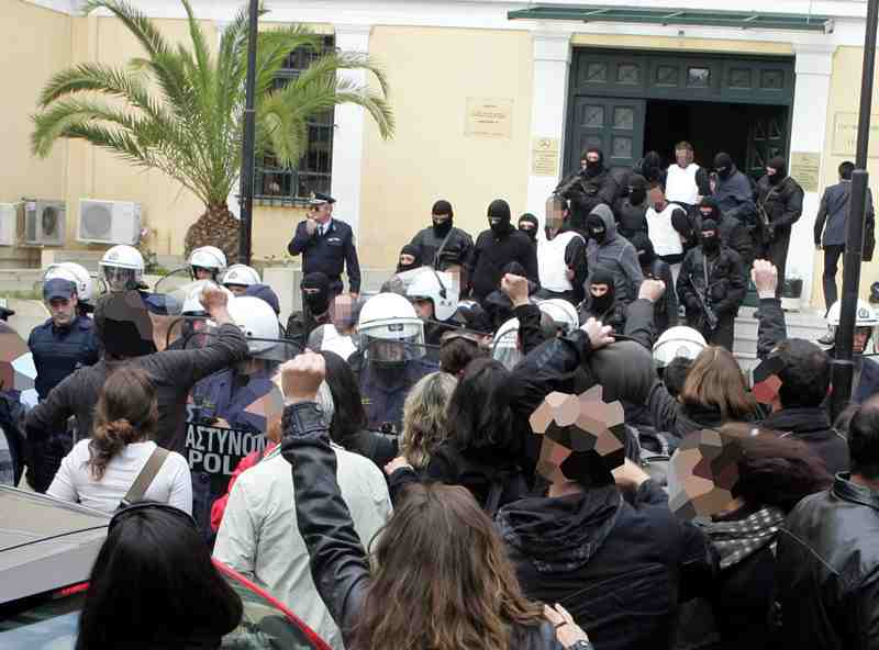 Charges against the 6 anarchist comrades in athens last   news 12/4/