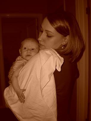 My baby & me