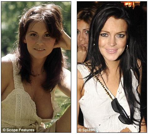 Lindsay Lohan's is said to have signed up to play porn star Linda Lovelace ...