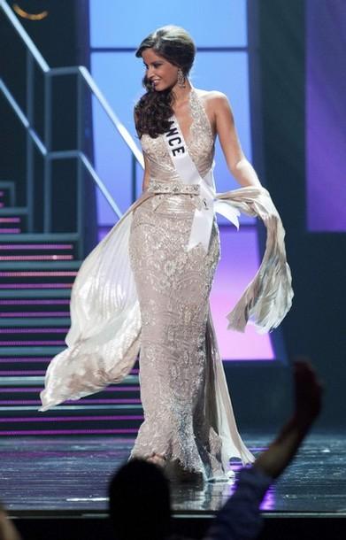 Miss Universe Miss Universe 2010 Contestants Evening Gowns Aug