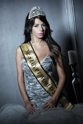 Miss Egypt World 2010