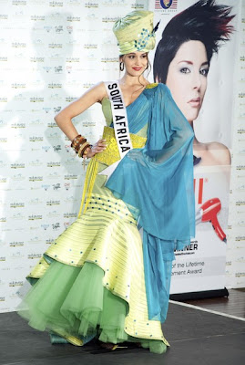 Miss South Africa 2010