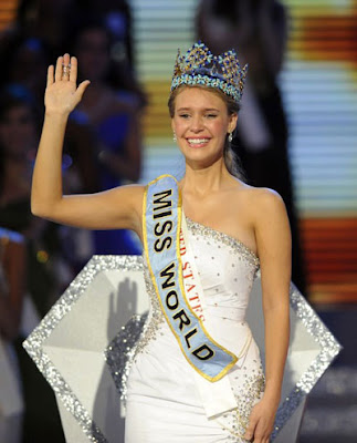 The 60th Miss World