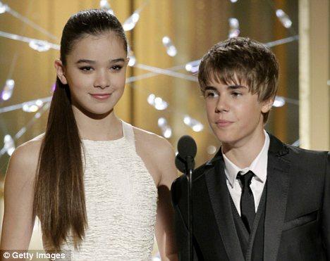 justin bieber older. Justin Bieber has said Hialee