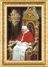 His Holiness Benedict XVI, Patriarch of the Latins, the Universal Hierarch