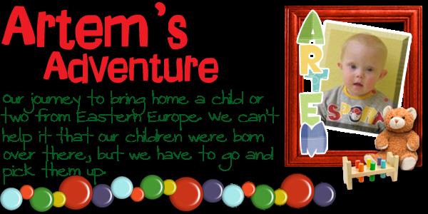 Artem's Adventure