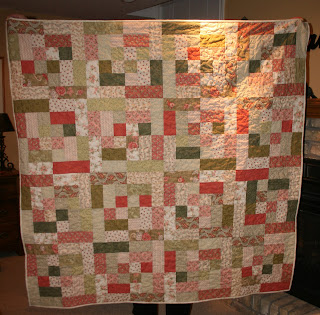 The Cozy Quilter Cancer Patient Quilt