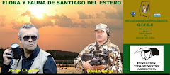 FLORA Y FAUNA DE SANTIAGO DEL ESTERO