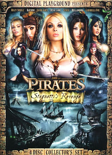 Pirates II: Stagnetti's Revenge (2008) - DVD - mp4 Mobile Movies Online