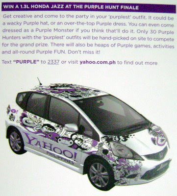yahoo honda jazz car