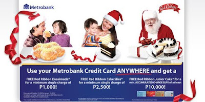 promo treats metrobank red ribbon