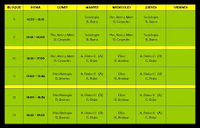 Horario 1 PCPI
