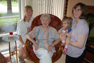 Us with Great Gramma