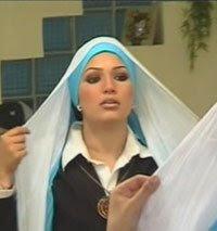 طريقة لف الحجاب 2012
