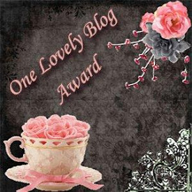 One Lovely Blog Award from Gasteroplix