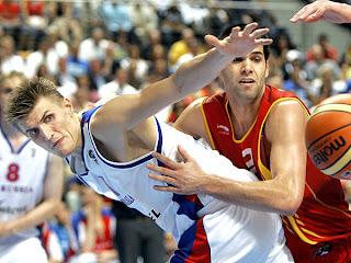 Rússia vence EuroBasket 2007