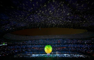 Beijing Olympic Games Opeaning Ceremony