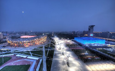 Beijing Olympic Games Stadiums