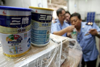 China Dairy Products
